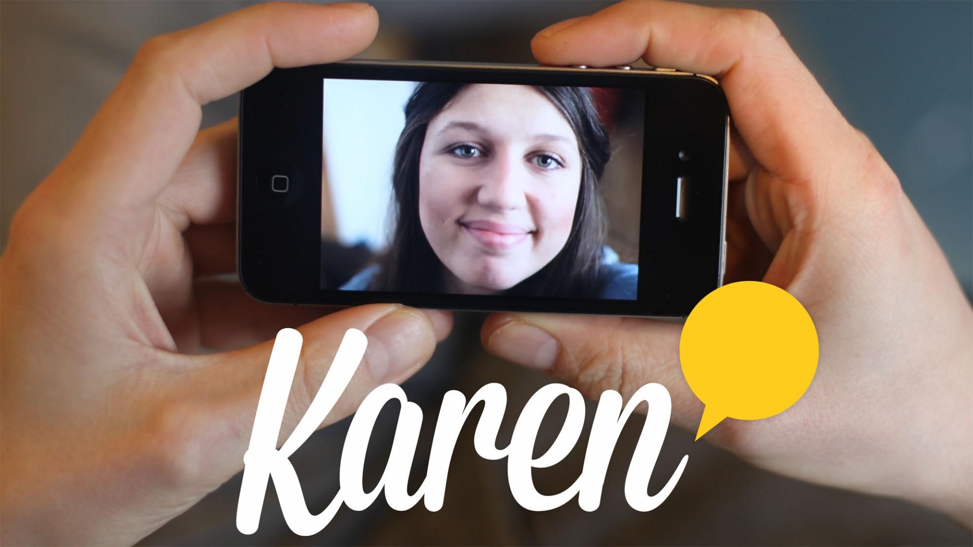 Thank you for Kickstarting Karen
