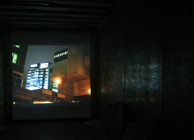 TRUCOLD at Fringe Fusina, Venice 2009