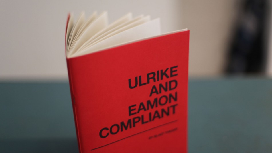 Ulrike and Eamon Compliant front cover