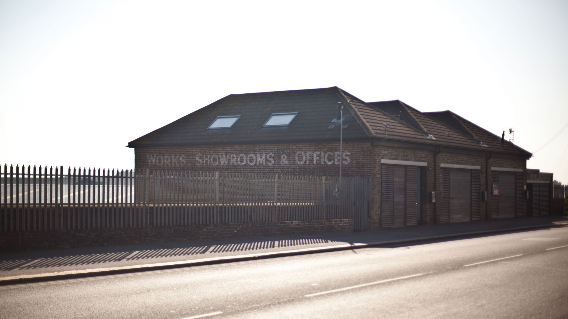 We have space to rent at our studios in Portslade