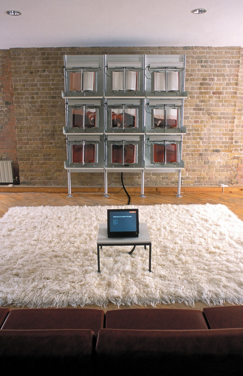 An Explicit Volume installation