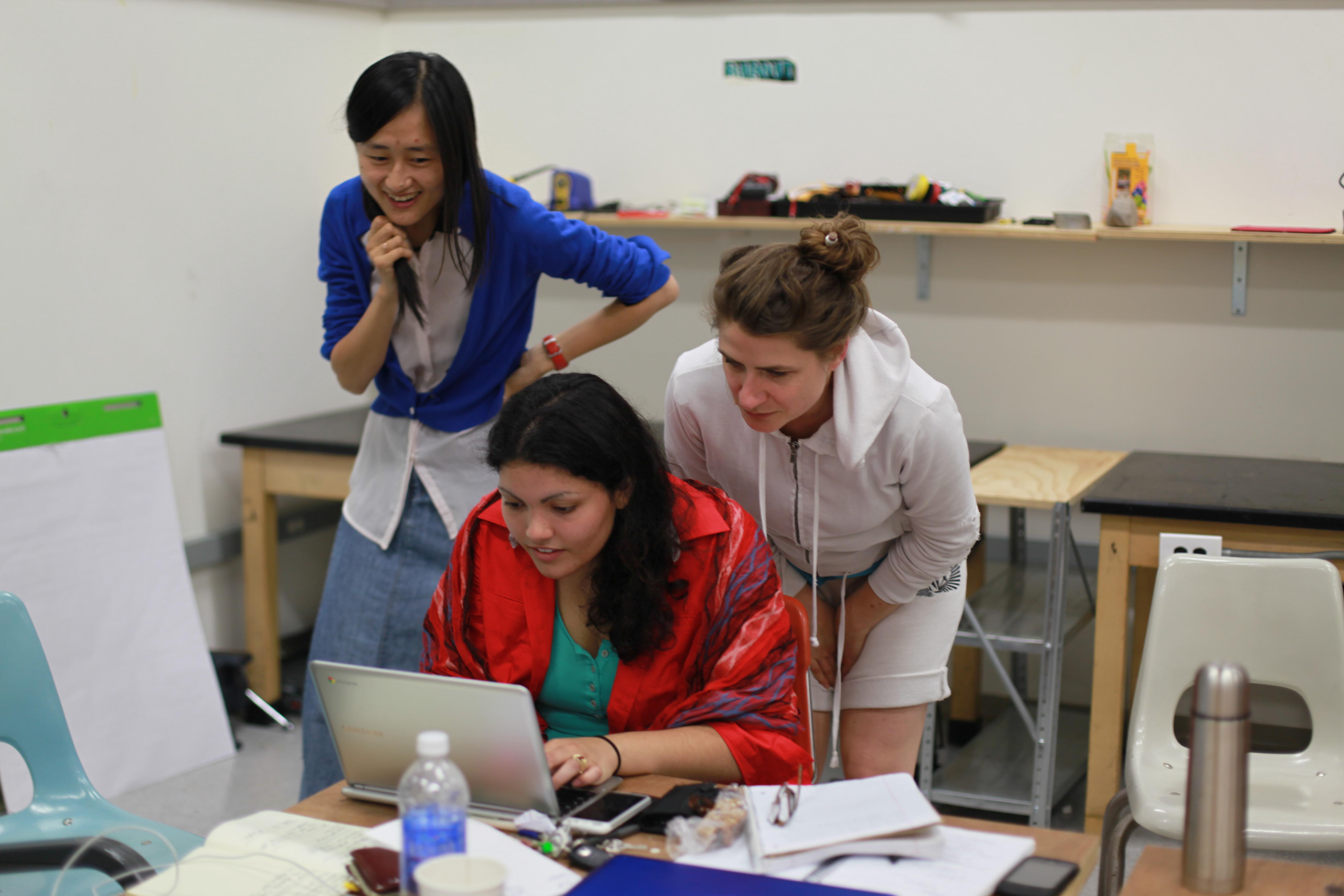 Participants at workshop at University at Buffalo in September 2013