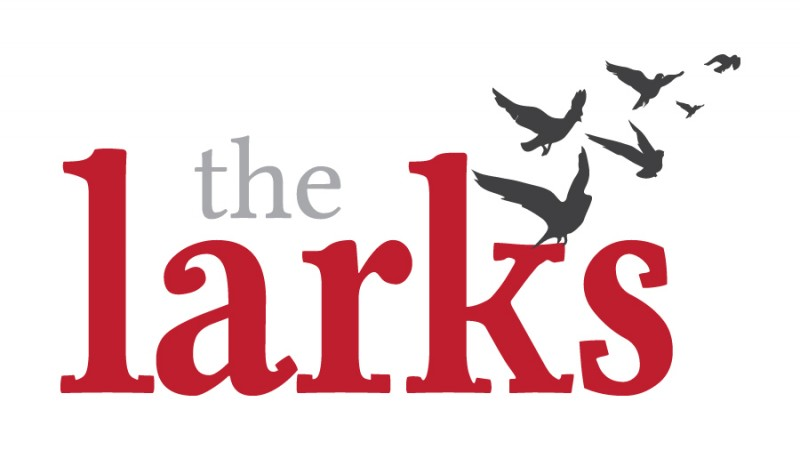 Artist Group 'The Larks' logo