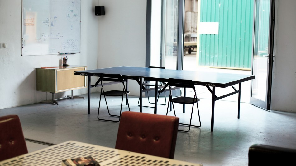 The meeting room at 20 Wellington Road