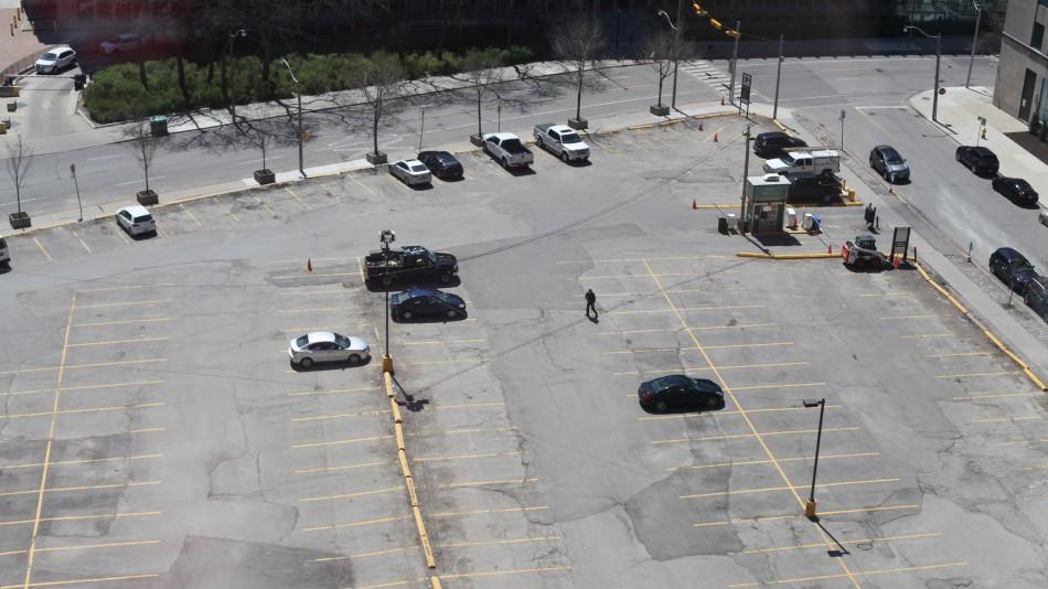 Carpark in Toronto
