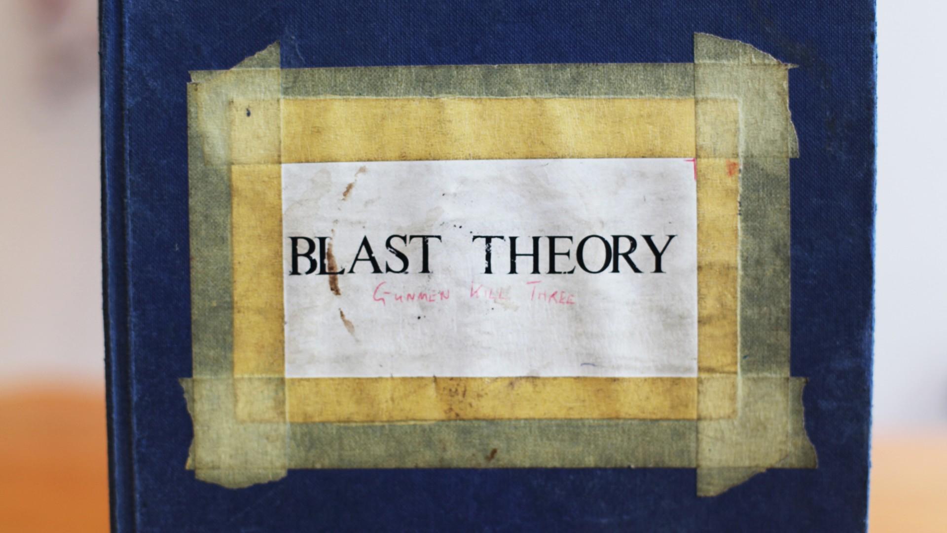 Blast Theory 25 Years