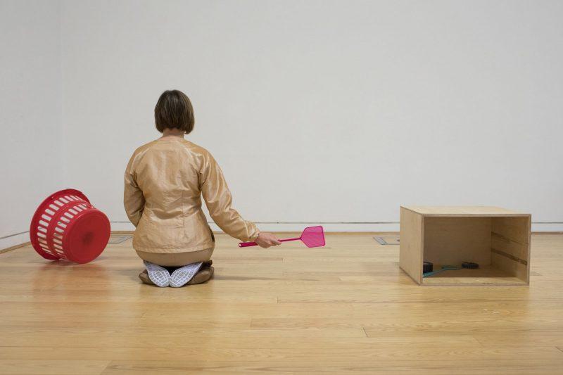 Not a Decorator:John Hansard Gallery, 2018